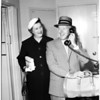 Mr. and Mrs. Charles S. Thomas, 1958