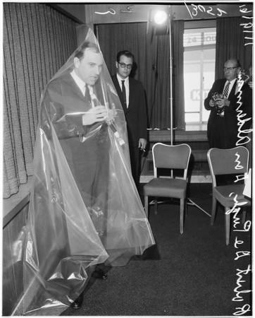 Minute men organizers, 1961