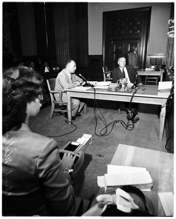 Narcotic hearing state laws, 1958