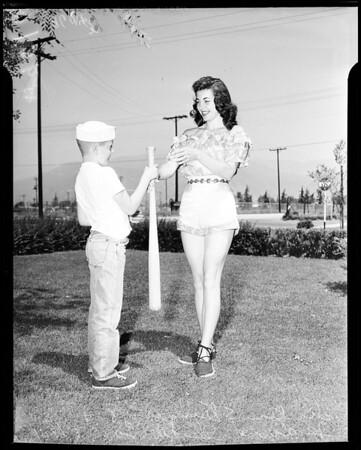 Miss California of '52, 1952