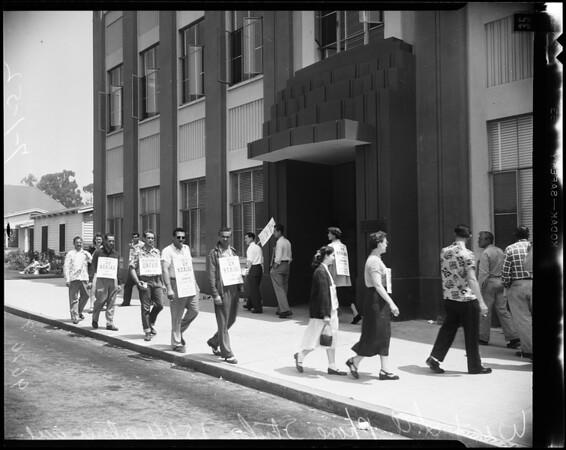Telephone strike, 1952