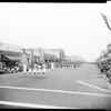Huntington Beach parade, 1952