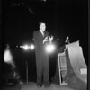 Billy Graham rehearsal, Hollywood Bowl, 1951