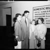 Meier twins custory, 1953