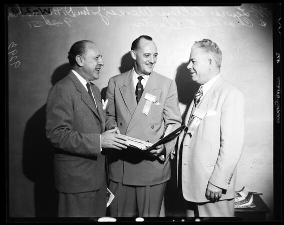Insurance meeting at Biltmore, 1951