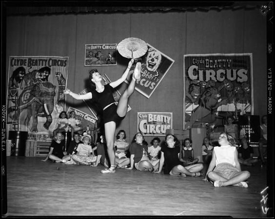 Ballet (Ballet carnival South Pasadena), 1952