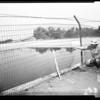 Boy drowns in reservoir, 1951