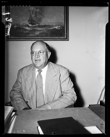 Public works appointment, 1951