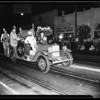 Firemen's parade, 1951