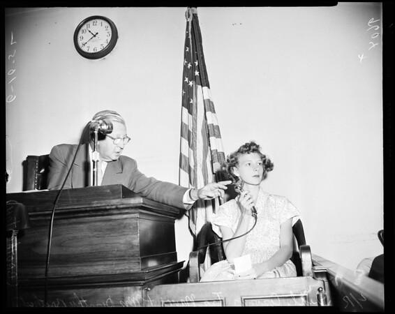 Brotherton inquest, 1952