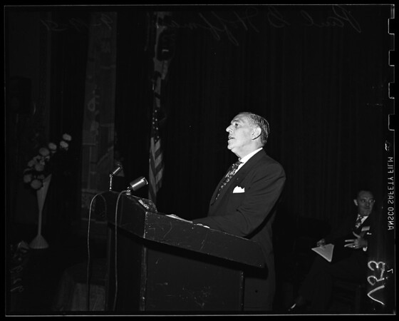 National Association of Life Underwriters convention, 1951