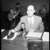 School Board, 1952