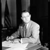 New Federal Bureau of Investigation head, 1951