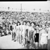 Huntington Beach celebration (beauty contest), 1952