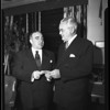 Mexican Consul Salvador Duhart, 1951