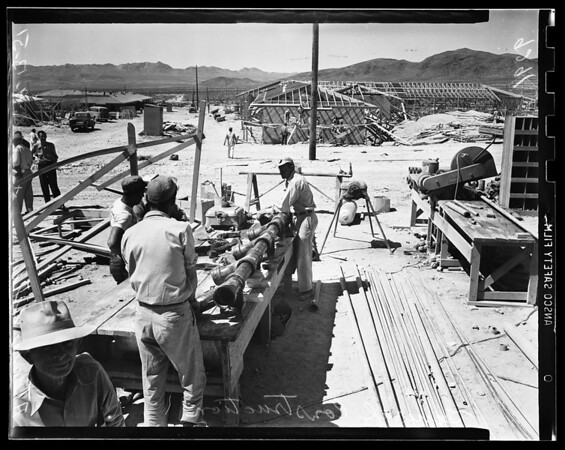 Atomic site, 1951