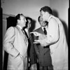 Billy Graham meets 400 ministers, Hollywood Presbyterian Church, 1951