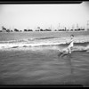 Water skiing, 1951