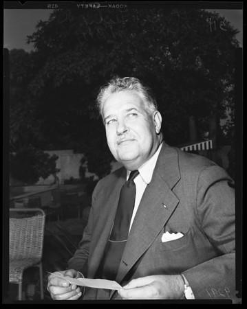 Lt. General Graves Interview, 1951