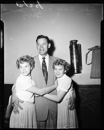 Meier custody case, 1953