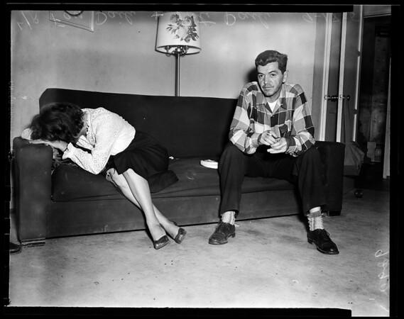 Child neglect, 1951