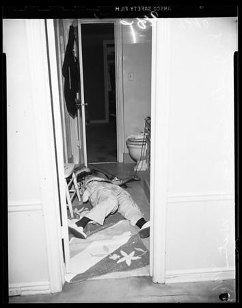 Suicide, 1951