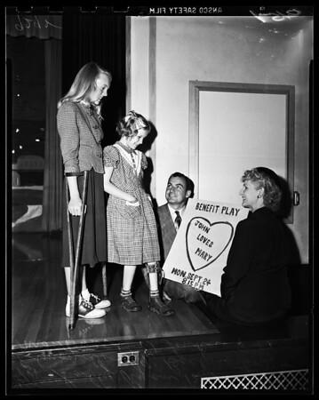 Huntington Park Civic Theatre League, 1951