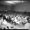 Board of Education hearing, 1952