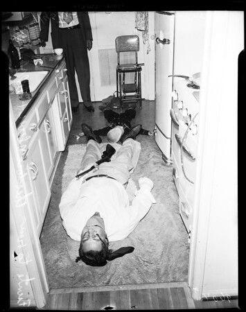 Murder-suicide (10929 South Western Avenue), 1952