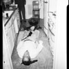 Murder-suicide (10929 South Western Avenue), 1952
