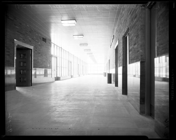 University of California, Los Angeles Law School, 1951