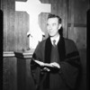 New Bishop of Methodist Church, 1952