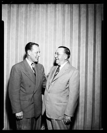 Donald Jackson (representative of 16th district), 1951