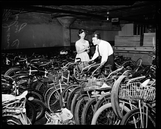 Bikes for Israel, 1952