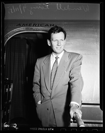 Wendell Corey, 1951