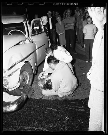 Traffic Accident (Long Beach), 1951