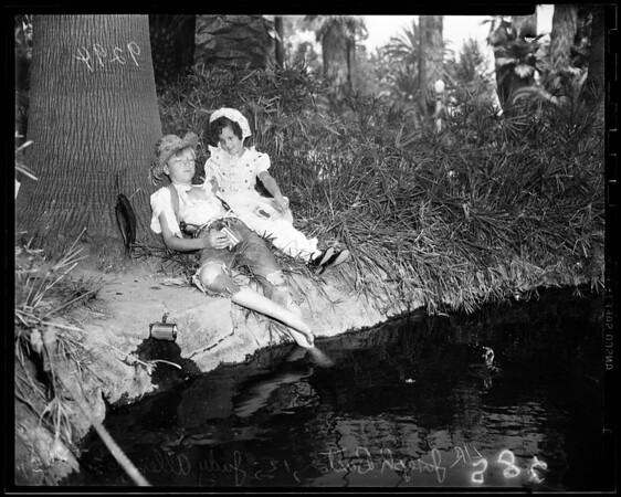 Tom Sawyer contest, 1951