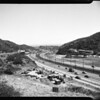 Hollywood freeway, 1952