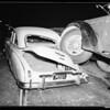 Accident -- auto versus truck, 1951