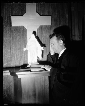 New Bishop of Methodist Church, 1952
