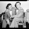 Finn twins, 1954