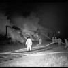 Fire at Superior Honey Company, 1954