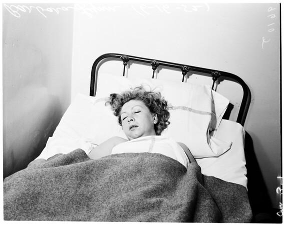 Attempt suicide, 1952