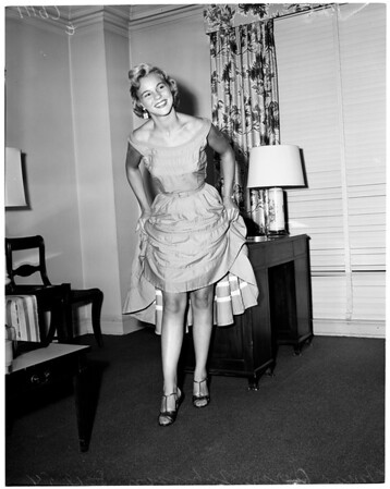 Miss Tennessee, 1954