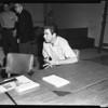 Bauder preliminary hearing (robbery), 1957