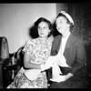 Hickox alimony, 1952
