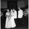 Connie Haines' wedding, 1951