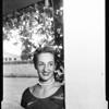 Pierce College Queen, 1954