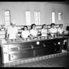 Corona Naval Hospital, 1952