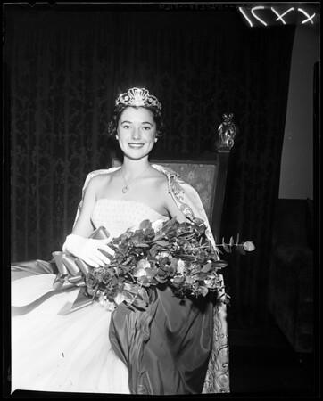 Helen of Troy -- USC Homecoming, 1957